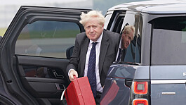 Boris Johnson insists he 'changes a lot of nappies' ahead of arrival of new baby