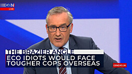 Colin Brazier: Insulate Britain idiots would face tougher cops anywhere else in the world