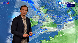 Weather: Gales far north at first, elsewhere mostly dry and fine