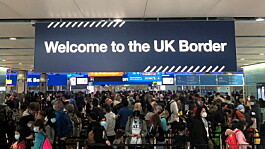 Airport delays: Nationwide IT failure causes border disruption