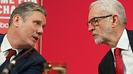 Jeremy Corbyn accuses Keir Starmer of attempting to ' shut down debate' ahead of Labour party conference