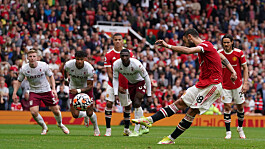 Toothless Manchester United lose at home against Aston Villa