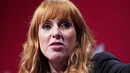 Angela Rayner promises to boost workers' rights and take on 'Tory sleaze' at Labour conference