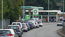 Competition law suspended as ministers step in to battle petrol panic buying