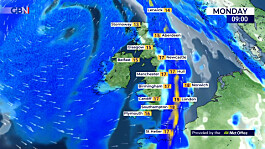Weather: Autumnal week with lower temperatures, occasional wind and rain