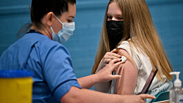 Scotland: Covid vaccine appointments sent to 12 to 15-year-olds
