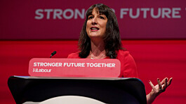 Labour pledge to scrap business rates if elected says Shadow Chancellor