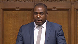 Angela Rayner: David Lammy defends Deputy Leader 'scum' comments at Labour Conference
