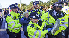 Insulate Britain: Only two protesters remanded in custody so far, says climate group