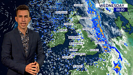 Weather: Some sunshine today, more wind and rain to come