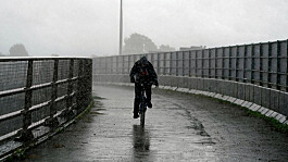 Weather: Windy day ahead with some rain