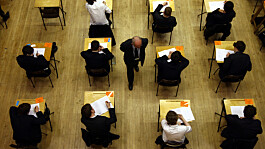 School pupils to be given exam focus and choice of topics in advance in 2022