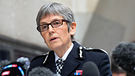 Sarah Everard: Dame Cressida Dick announces independent review of Met Police culture and standards