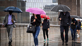 Weather: Wind and rain warning issued for parts of Scotland and England
