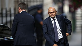 Sajid Javid tells care home staff: Get the jab or get another job