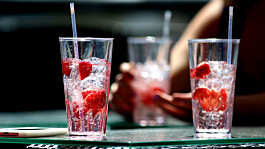 Two men arrested after woman's drink allegedly spiked