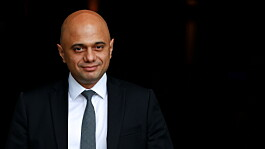 Covid: Sajid Javid voices disappointment as five England players 'refuse vaccine'