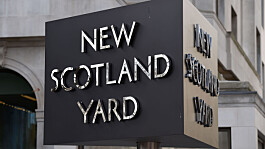 Metropolitan Police officer appears in court on rape charge