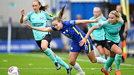 Women's Super League joins call to cancel two-year World Cup