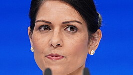 Channel crossings: We want to stop people drowning, Priti Patel says