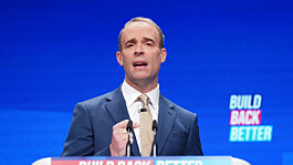 Conservative Party conference: Dominic Raab pledges overhaul of 'nonsensical' Human Rights Act