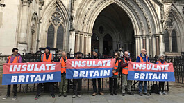 Insulate Britain: 'We are going nowhere'