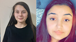 Police appeal for public's help to find two missing teenage girls