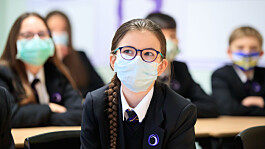 Covid: Masks could return to classrooms in England to stop spread of coronavirus