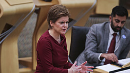 Scottish Parliament spending soars as MSPs paid £300,00 more in expenses than previous year