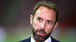 Southgate hails first female to referee England as watershed moment for gender equality