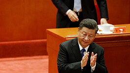 China says reunification with Taiwan 'must be realised'