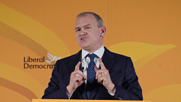 Covid: Liberal Democrats 'principled' opposition to vaccine passports, Sir Ed Davey says