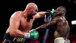 Fury knocks out Wilder to retain world heavyweight title in instant classic