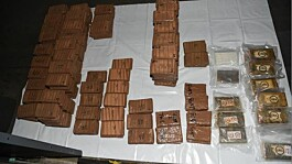 Man arrested amid probe into £19m cocaine haul on bus