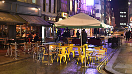 Covid: Nightlife sector loses 86,000 jobs since pandemic hit