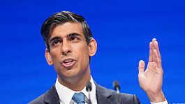 Chancellor Rishi Sunak urges world economies to work together to solve supply chain issues