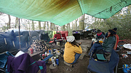 HS2 protesters evicted at Buckinghamshire camp