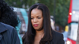MP Claudia Webbe found guilty of harassment