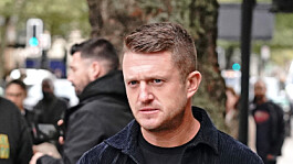 Tommy Robinson handed five-year stalking order after harassing journalist