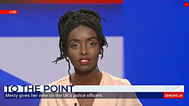 Mercy Muroki on Britain's bravest cop: We shouldn't forget to celebrate the lifesaving work police do