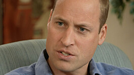 Prince George 'frustrated' by scale of litter problem, Prince William says