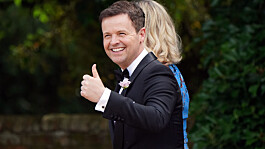 Man admits plotting to steal Declan Donnelly's Range Rover