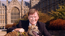 Sir David Amess: Parliament flags lowered to half mast following death of Southend MP