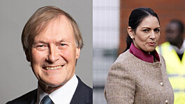 Sir David Amess MP: Priti Patel says questions are being asked about security of MPs
