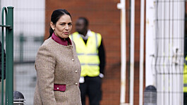 Sir David Amess: Priti Patel says Britain 'cannot be cowed' by acts of terror
