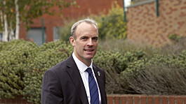 Brexit: Raab outlines plan to stop European judges 'dictating' to UK on human rights