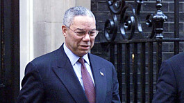 Colin Powell: General who became US secretary of state, dies with Covid-19