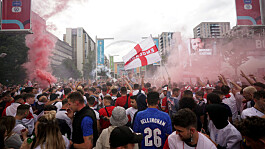 England fans banned from next home game after Euro 2020 final disorder