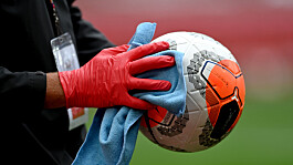 Covid: Premier League says 68% of players fully vaccinated