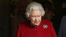 Queen 'back at her desk' following hospital stay, says Prime Minister